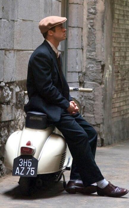 Brad Pitt, The Curious Case of Benjamin Button