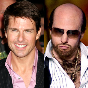 Tom Cruise, Les Grossman, Tropic Thunder