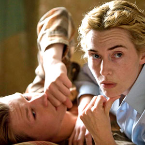 The Reader, David Kross, Kate Winslet
