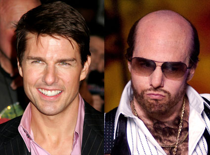 Tom Cruise, Les Grossman, Tropic Thunder