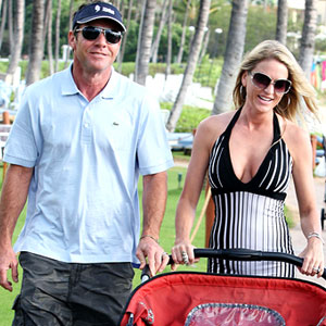 Dennis Quaid, Kimberly Quaid