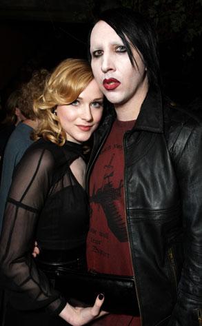 Evan Rachel Wood, Marilyn Manson
