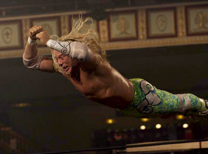 Mickey Rourke, The Wrestler