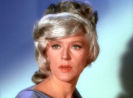 Majel Barrett, Star Trek