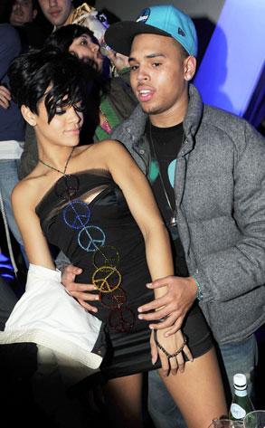 Rihanna, Chris Brown