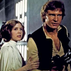 Princess Leia, Han Solo, Star Wars