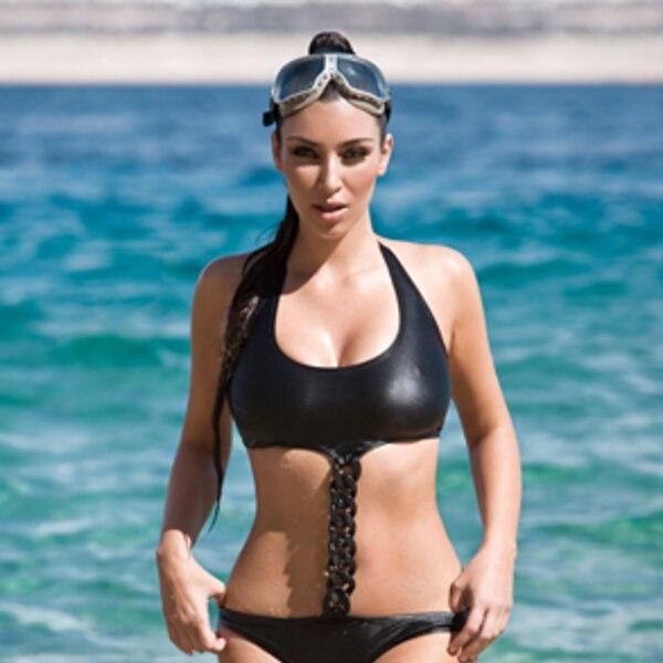 December 2008 From Kim Kardashian Bikini Pics