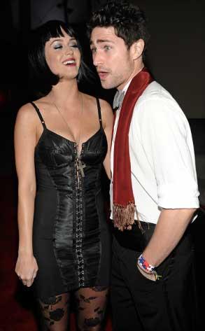 Katy Perry, Matt Dallas