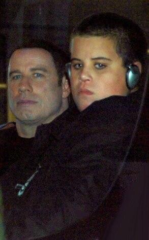 John Travolta, Jett Travolta