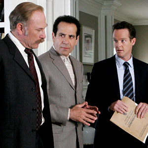 Monk, Tony Shalhoub, Jason Gray-Stanford