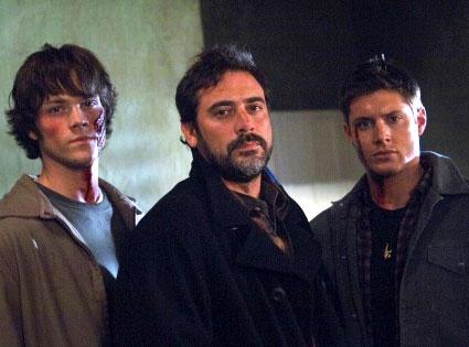 Jared Padalecki, Jeffrey Dean Morgan, Jensen Ackles, Supernatural
