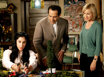 Monk, Tony Shalhoub, Sarah Silverman, Traylor Howard