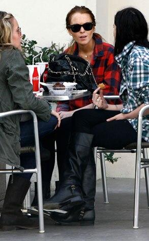 Lindsay Lohan, Ali Lohan