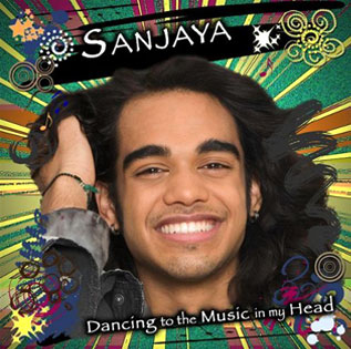 Sanjaya, Dancing to the Music In My Head ? EP