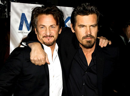 Sean Penn, Josh Brolin