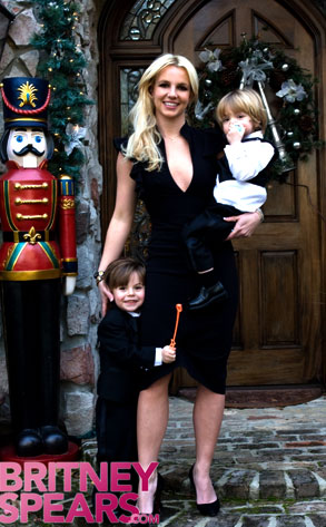 Britney Spears, Sean Preston Federline, Jayden James Federline