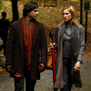 Matthew Settle, Kelly Rutherford, Gossip Girl