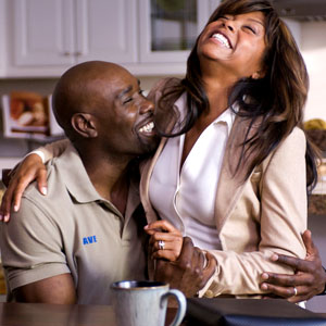 Morris Chestnut, Taraji P. Henson, Not Easily Broken