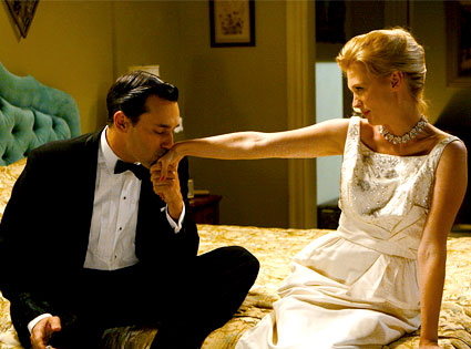 Mad Men, Jon Hamm, January Jones