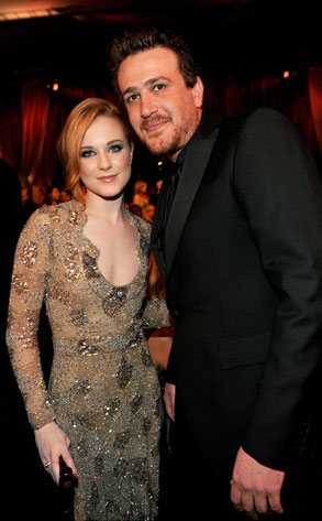 Evan Rachel Wood, Jason Segel