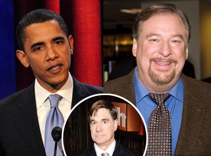 Barack Obama, Rick Warren, Gus Van Sant