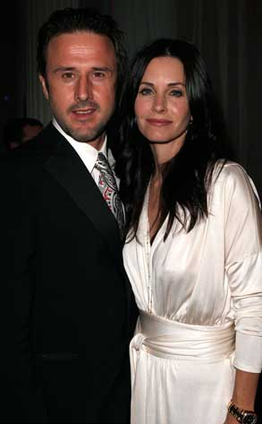 David Arquette, Courteney Cox Arquette