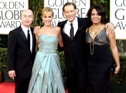 C.S. Lee, Julie Benz, James Remar, Lauren Velez
