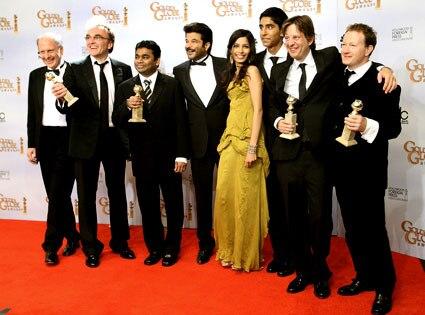 Slumdog Millionaire Cast