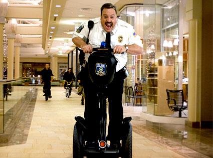 Paul Blart Mall Cop, Kevin James
