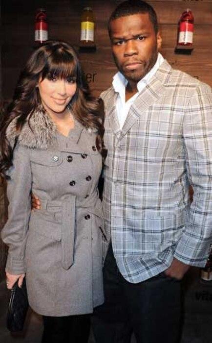 Kim Kardashian, 50 Cent