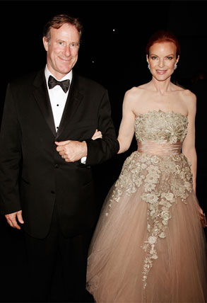 Cancer Strikes Marcia Cross Husband E News