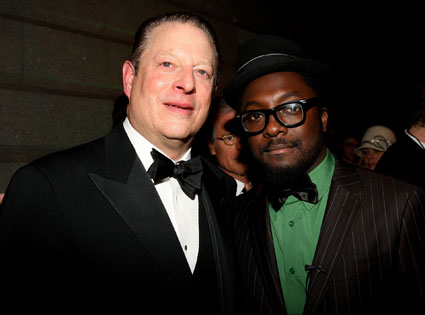 Al Gore, Will I Am