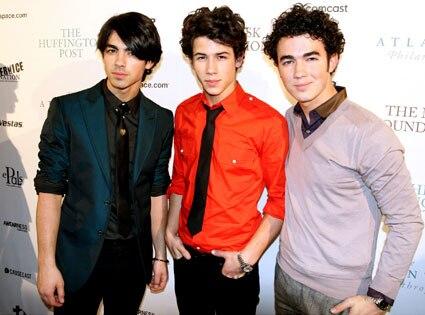 Nick Jonas, Kevin Jonas, Joe Jonas