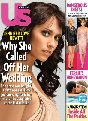 Jennifer Love Hewitt, Us Weekly