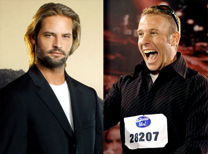 Lost, Josh Holloway, American Idol, Contestant