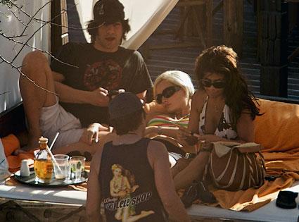 Holly Madison, Criss Angel, Paula Abdul