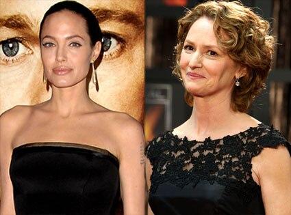 Angelina Jolie, Melissa Leo