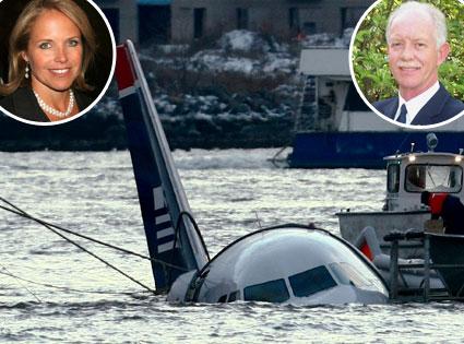 Katie Couric, Capt. Chelsey Sullenberger, US Airways Flight 1549