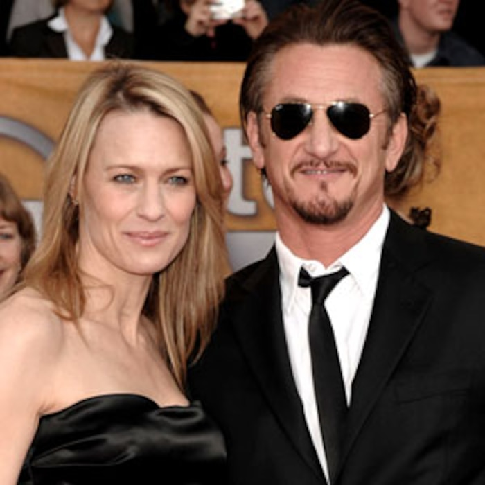 robin wright and sean penn relationship