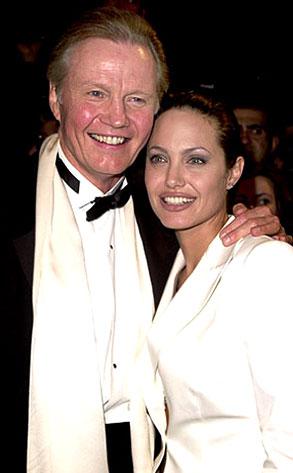 Jon Voight, Angelina Jolie