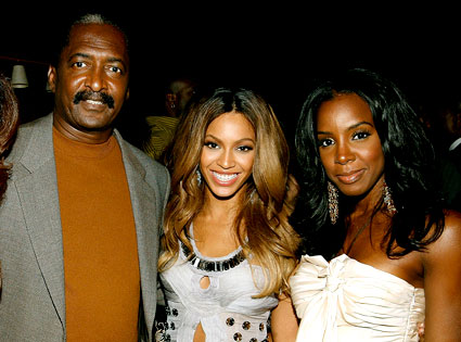 Matthew Knowles, Beyonce Knowles, Kelly Rowland