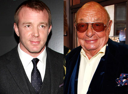 Guy Ritchie, John Ritchie
