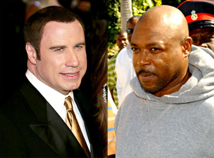 John Travolta, Tarino Lightbourne