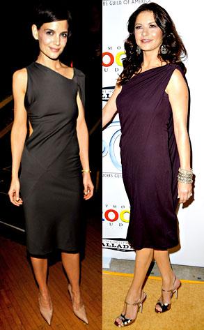 Katie Holmes, Catherine Zeta-Jones