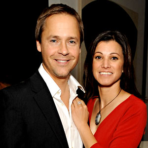 Chad Lowe, Kim Painter