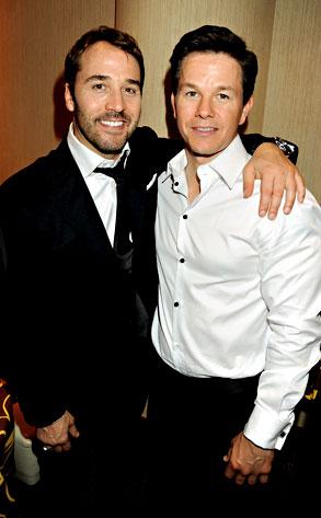 Jeremy Piven, Mark Wahlberg
