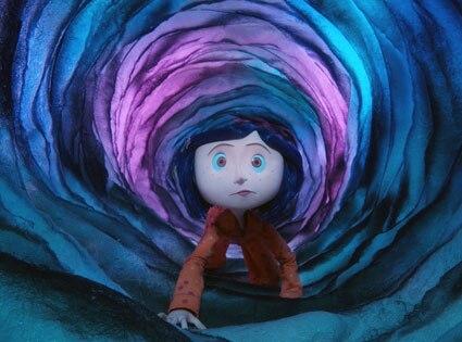Dakota Fanning, Coraline