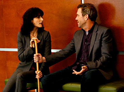 House, Hugh Laurie, Lisa Edelstein