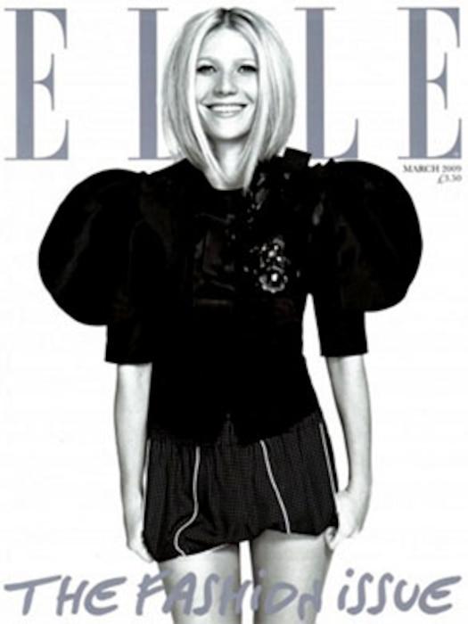 Gwyneth Paltrow, Elle Cover