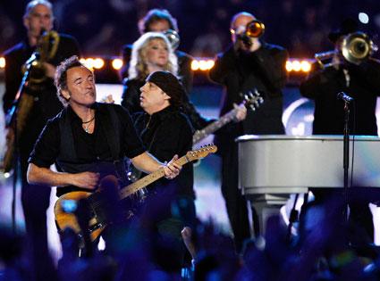 Bruce Springsteen, E Streeet Band